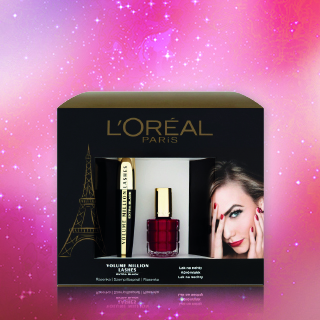 L'Oréal Paris Exclusive Cosmetic sets
