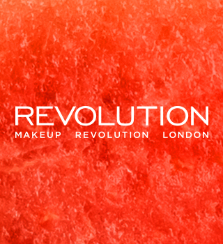 20% off Makeup Revolution