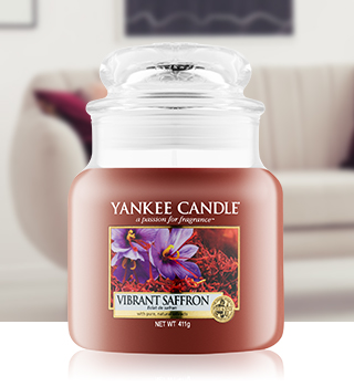 Scented candles Yankee Candle