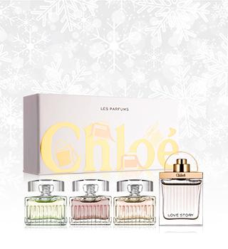 Miniature perfume sets