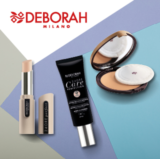Deborah Milano foundation and powder